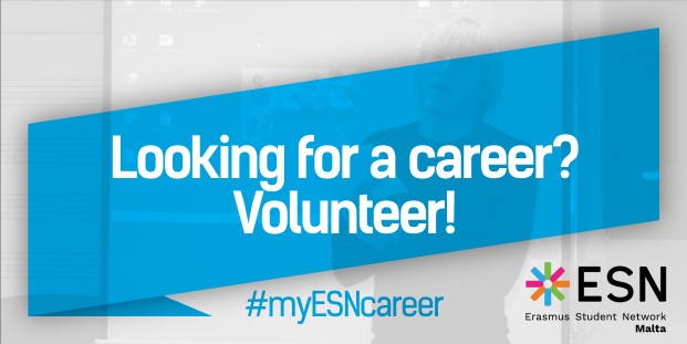 Volunteer with ESN Malta